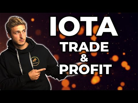 How To TRADE And PROFIT On IOTA In The Crypto Market