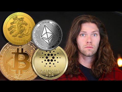 Top 5 Cryptocurrency That Could ? in 2021