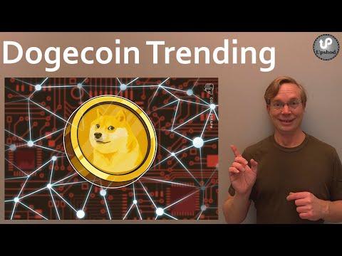 Dogecoin Trending
