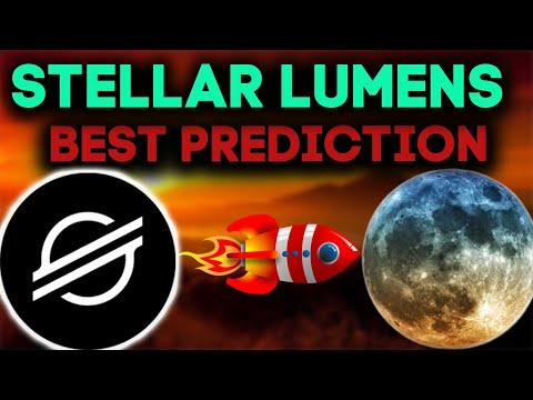 XLM PRICE PREDICTION – (Stellar Lumens 100X)
