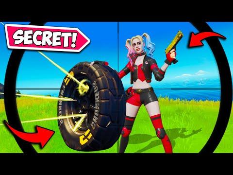 MODDED CAR TRICK EPIC KEPT *SECRET!* – Fortnite Funny Fails and WTF Moments! 1237