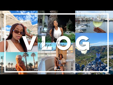 CAPE TOWN VLOG pt2: SHOPPING, MOVING TO CAPE TOWN , BIRTHDAY SHOOTS!