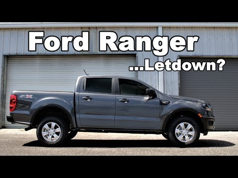 Not That Great? 2019 Ford Ranger STX Review