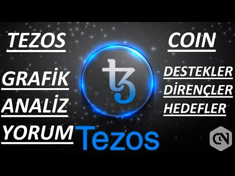 Tezos Coin XTZ Coin GÜNCEL ANALİZ Kripto Para Teknik Analiz Grafik Yorum Hedefler Forum 14.04.2021