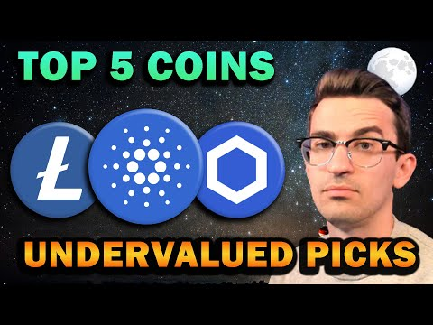 TOP 5 CRYPTO ALTCOIN PICKS (out of the top 20)