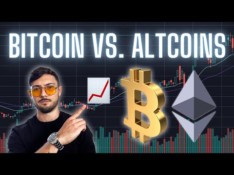 Bitcoin vs. Altcoins! Will the Rally Continue? BTC, ETH, LINK, EOS and TRX Price Targets + News
