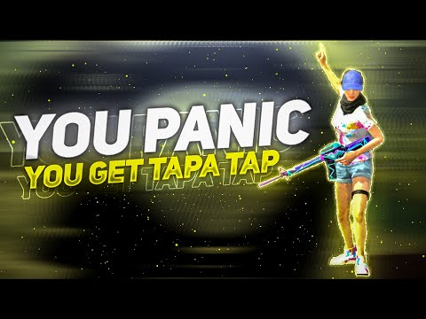 YOU PANIC YOU GET TAPA TAP ?    PUBG MOBILE LITE MONTAGE – GoD Neo OP ?