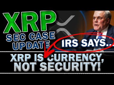 MAJOR XRP RIPPLE UPDATE: IRS Says XRP Is Currency!  Plus, 50 Billion XRP Burned? Price Prediction!!