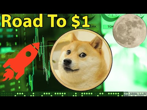 ? DOGECOIN [Let's Visit The Moon!] Huge Spike Coming? Elon Says HODL!