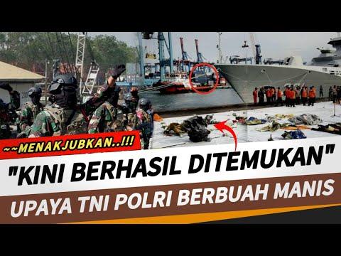 BERITA TERBARU ~ KERJA KERAS TNI TAK SIA-SIA ~ KEBERADAAN KAPAL TERDETEKSI…