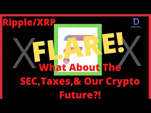 Ripple/XRP-What A Gary Gensler SEC Looks Like,FLR/Spark Token,FLR Finance-What About The Taxes?!
