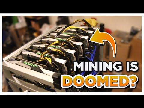 WARNING – Mining is DOOMED without Ethereum …