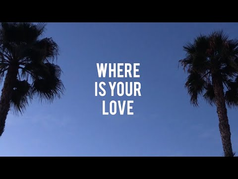J Lisk – Where Is Your Love (Music Video)