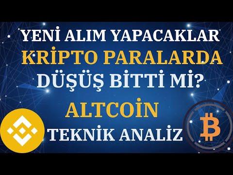 DÖNDÜK MÜ?/BNBCOİN ANALİZ/DOGECOİN/BTTCOİN/ALTCOİN/BİTCOİN/