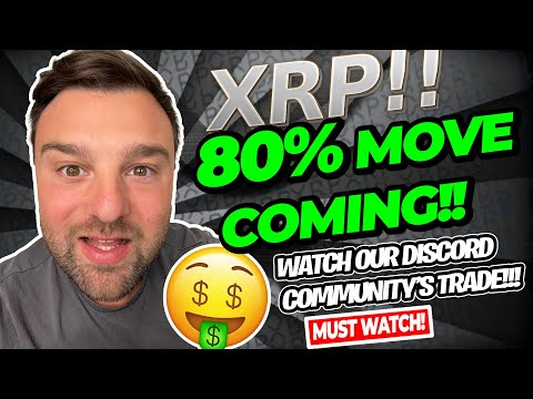 XRP PRICE [MASSIVE TRADE SIGNAL!!] XRP PRICE PREDICTION LOOKING INSANE! // OUR XRP TRADE (BUY XRP!!)