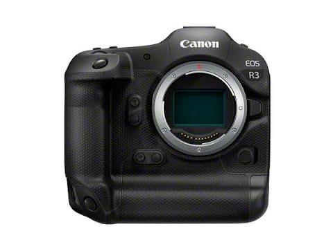 Canon EOS R3 Kamera und neue Handy Kameras – Wiesnernews