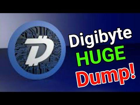 Digibyte Huge Dump starts!! Digibyte price prediction || Digibyte news today || DGB analysis