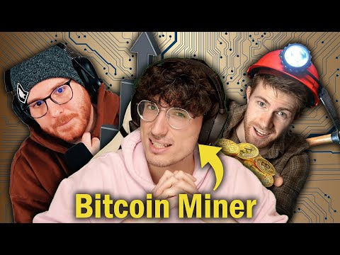 BITCOIN MINER kommentiert Krypto Videos von @ungespielt und @Tomary
