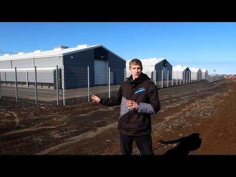 Energie-Reporter Stefan Poslowsky in Island: Ein El Dorado für Bitcoin-Mining