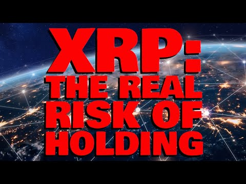 XRP: If You DON'T Believe This Fact, WHY DO YOU RISK HOLDING XRP?!