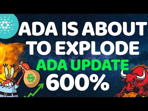 CARDANO (ADA) IS READY TO EXPLODE!!   NEXT ADA PRICE TARGET   DAILY CARDANO UPDATE   CARDANO NEWS