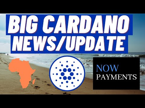 BREAKING: CARDANO NEWS/UPDATE!!! HUGE MOVE INCOMING!! DON'T MISS OUT!