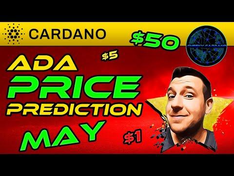 MAY Cardano Price Prediction 2021 | Cheeky Cardano ADA Price Prediction