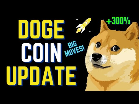NEW DOGECOIN UPDATE! DOGECOIN BIG MOVES COMING! PREDICTION & ANALYSIS!