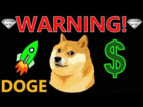 💥DOGECOIN WARNING! / 🚨PUMP ALERT! / NEWS + IMPORTANT LEVELS!