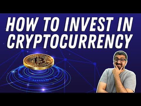 How To Invest In Cryptocurrency 2021 | Starting My Cryptocurrency Investment Journey | Fin91