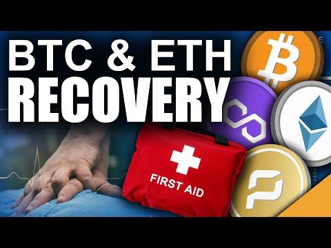 Bitcoin News: Greatest Recovery For BTC & ETH (2021 Crypto Bull Run)