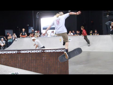 ANDY ANDERSON FIVE-O FRONT FOOT IMPOSSIBLE ETN BEST TRICK