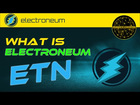 What Is Electroneum Cryptocurrency? | Could This 10x?