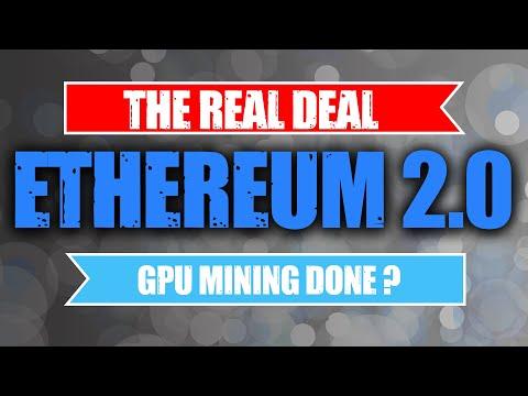 How Will ETHEREUM 2.0 Change GPU MINING ??