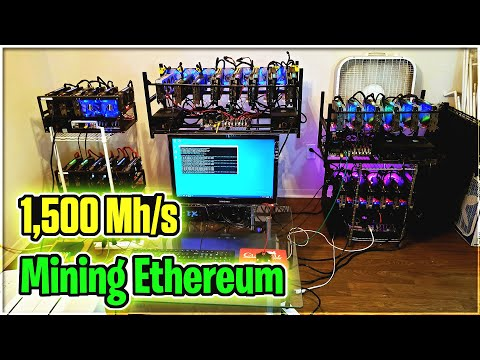 Crypto Mining Farm at Apartment | April 2021 Update