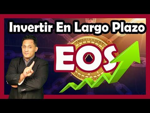 Eos Crypto Inversion A largo plazo 💥✅ Análisis De Precio 👍