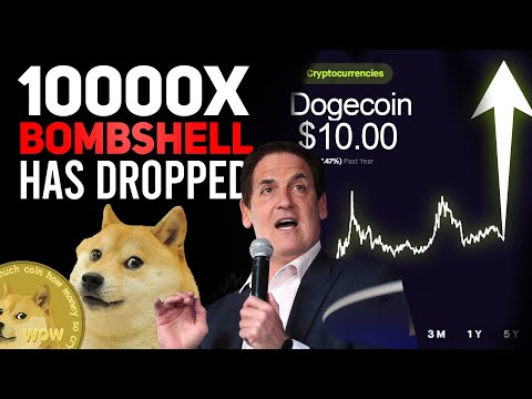 Marc CUBAN Wins Big Contract: This Is Huge For Dogecoin (IMPORTANT MESSAGE TO ALL DOGECOIN HOLDERS!)