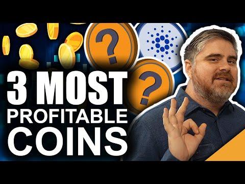 3 MOST Profitable Coins I Own (Mega Millionaire Crypto Portfolio Update)