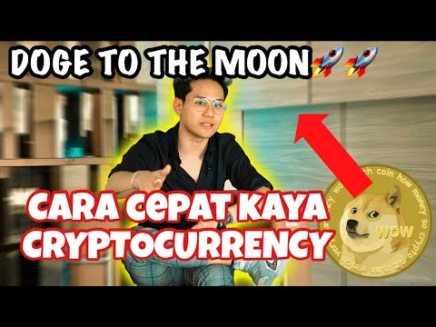TRADING CRYPTOCURRENCY AUTO CUAN MILIARAN? DOGE COIN TO THE MOON PROFIT 10 MILIAR!!
