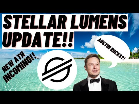 STELLAR LUMENS XLM UPDATE! NEW ALL TIME HIGHS INCOMING!!