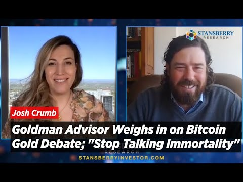 """Goldman Sachs Advisor Weighs in on Bitcoin Gold Debate; """"Stop Talking Immortality"""""""