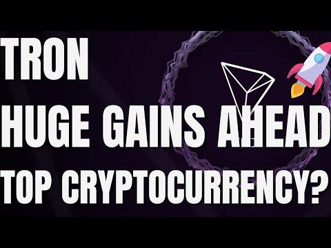 TRON Price Analysis – NEW Product RELEASE! – TRON Crypto Price Prediction — TRX Crypto Price!