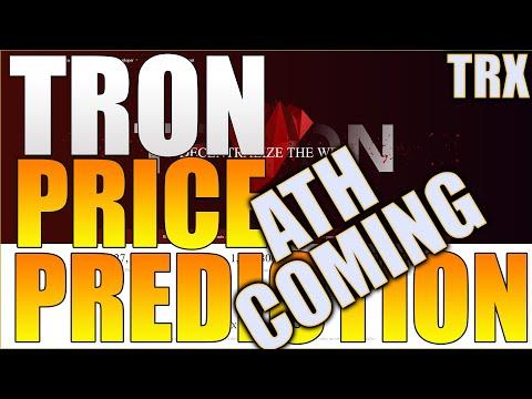 TRON Price Prediction – ATH COMING! – TRON Crypto Price Prediction – TRX Crypto Price!