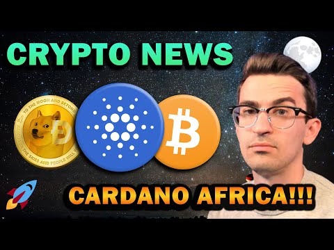 CRYPTO BREAKING NEWS!! CARDANO AFRICA, ELON DOGE, ETH UNISWAP