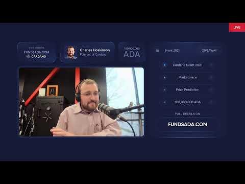 Cardano ADA 2.0 Update Presentation Live Cardano ADA By Charles