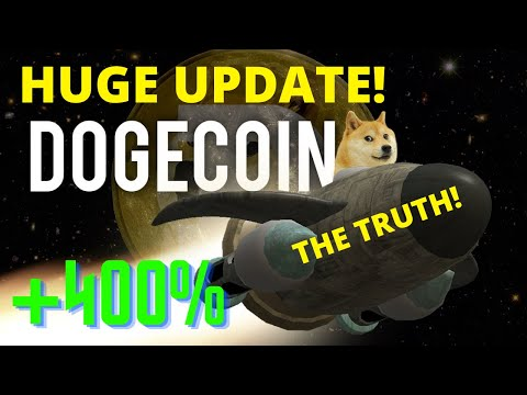 NEW DOGECOIN UPDATE! DOGECOIN WILL RISE! PREDICTION & NEWS! *THE TRUTH*