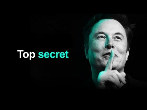 Tesla's TOP SECRET Crypto Project (new clues)