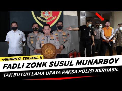 Berita Terkini ~ Mengejutkan! Fadli Zonk Terlibat, Akhirnya Upaya Polisi Tak Sia-Sia