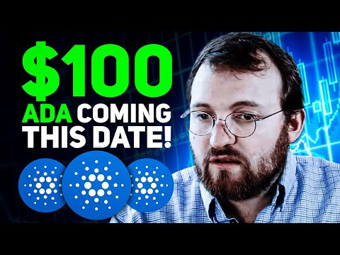 Hoskinson LEAKS When ADA Will Hit $100 (Cardano Price Prediction & News 2021)