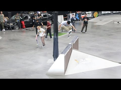GREYSON BEAL HARDFLIP INTO CHINA BANK TRANSFER FIRST PLACE BEST TRICK ETN